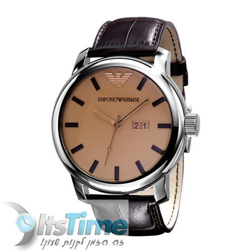 שעון אלגנטי לגבר ARMANI AR0429