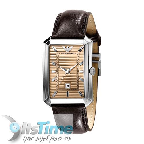שעון יד אלגנטי לגברים ARMANI AR0456