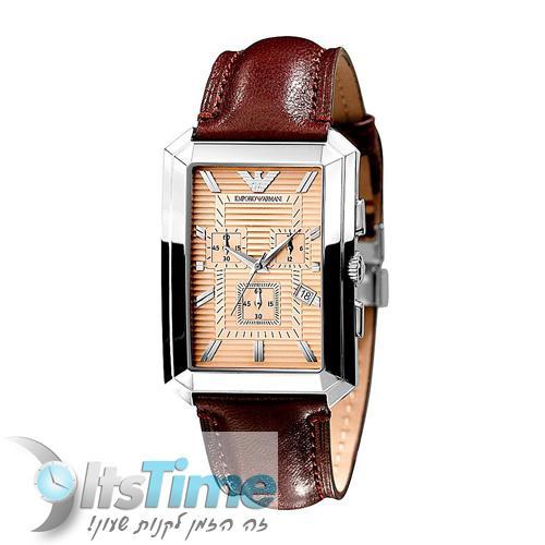 שעון יד יוקרתי לגבר ARMANI AR0473