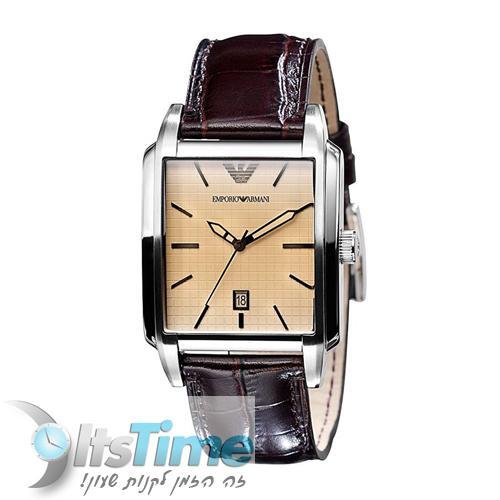 שעון יד קלאסי לגבר ARMANI AR0477