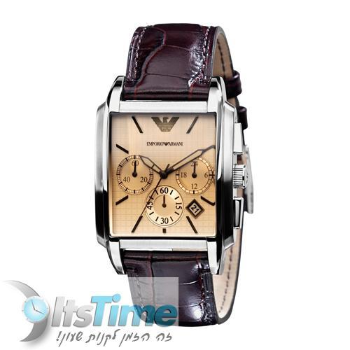 שעון יד מפואר לגברים ARMANI AR0479
