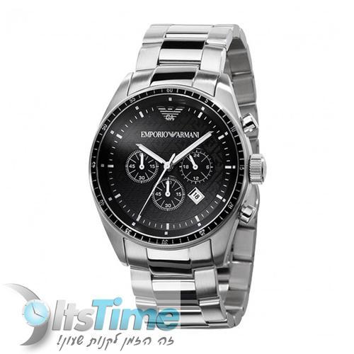 שעון כרונוגרף לגברים ARMANI AR0585