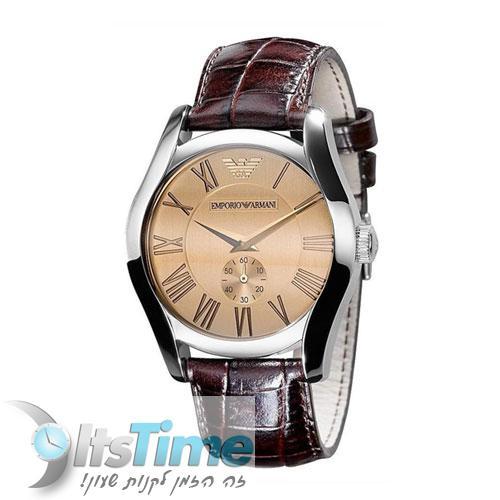 שעון ארמני חום לגבר ARMANI AR0645