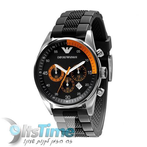 שעון ספורט יוקרתי לגבר ARMANI AR5878