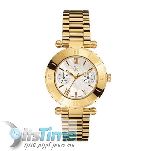 שעון מוזהב לאישה GUESS 27513L1